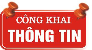 Cục QLTT Thái Bình: Công bố công khai dự toán ngân sách năm 2020.