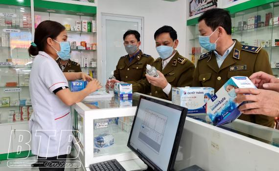 Thái Bình tăng cường quản lý thị trường trong những ngày giáp Tết Nguyên đán